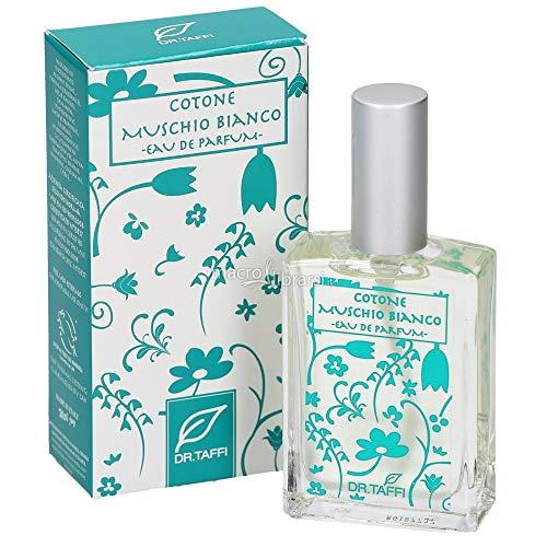 DR.TAFFI Dr.taffi parfüm baumwolle moschus weiß - 30 ml