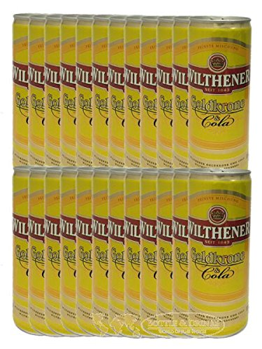 Goldkrone und Cola 24 x 250 ml Dose