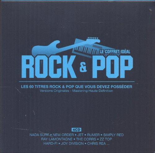 Le Coffret Ideal Rock and Pop