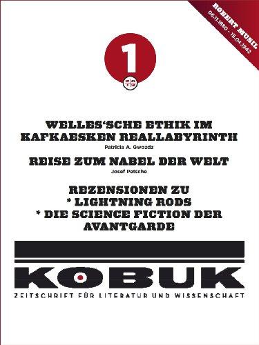 Kobuk - Zeitschrift für Literatur und Wissenschaft 8 (1/2012) (German Edition)