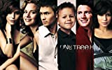 NewBrightBase One Tree Hill TV Show Fabric Cloth Rolled Wall Poster Print - Size: (40' x 24' / 21' x 13')