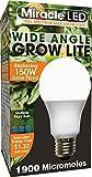 MiracleLED 604594 - Luz de cultivo (1 paquete, multiplanta, 150 W), color blanco