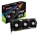 MSI GeForce RTX 3070 Gaming X Trio - Tarjeta gráfica Enthusiast (8 GB, GDDR6, 256 bit, 7680 x 4320 pizeles, PCI Express Gen 4)
