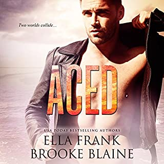 Aced                   By:                                                                                                                                 Ella Frank,                                                                                        Brooke Blaine                               Narrated by:                                                                                                                                 Charlie David                      Length: 8 hrs and 44 mins     21 ratings     Overall 4.4