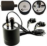 Professional Contact Microphone Super Wall Spy Audio Ear Listening Device Spy ear bug