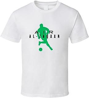 Air Ali Al-zaqaan Saudi Arabia World Cup 2018 Soccer Lovers T Shirt