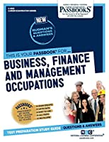 Business, Finance and Management Occupations