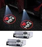 Duleutgnu 2 Stück LED Autotür Türbeleuchtung Logo KFZ Türen Einstiegsbeleuchtung Projektor...