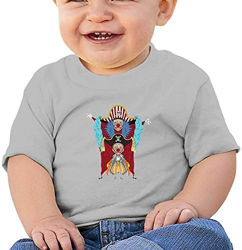 Buggy One Piece Infant Soft Short Sleeve Tee