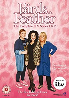 Birds Of A Feather - The Complete ITV Series 1 & 2