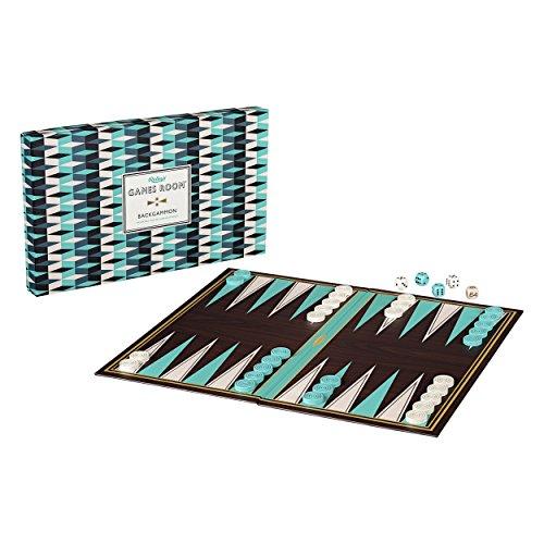 Ridley's Games GAM084 Backgammon, Mehrfarbig