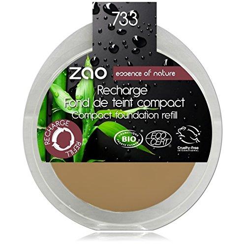 Zao – Recambio de base de maquillaje compacto