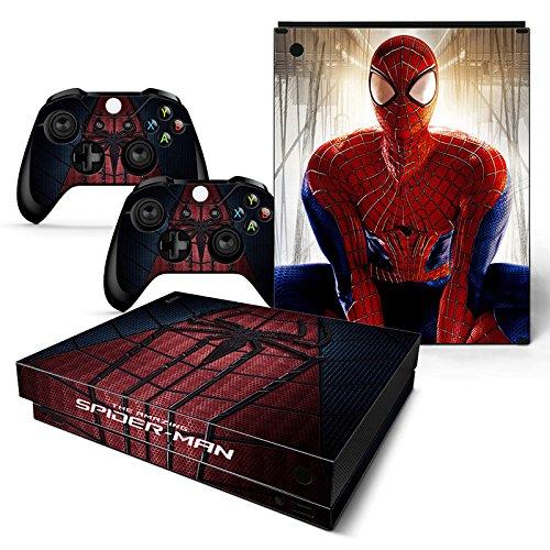 FriendlyTomato Xbox One X Consola y mando inalámbrico Skin Set ...