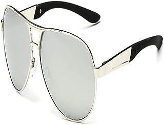 FRGTHYJ - FRGTHYJ piloto Polarizado Hombres Hombres Gafas de Sol Hombres Conducción Gafas de Sol Hombre piloto Gafas de Sol para Hombres Marca Moda Retro Recubrimiento G