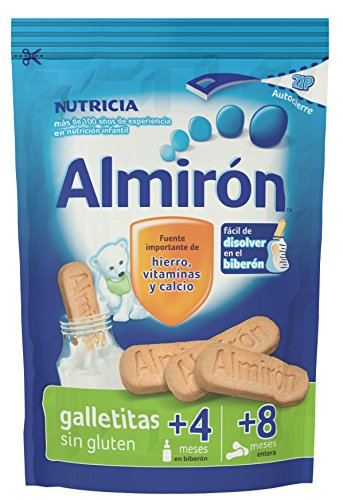 Almirón Galletas 180 gr - Pack de 6 (Total 1080 grams)