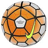 Nike Ballon de Football Premier Team FIFA Blanc/Noir/Or/tot 5 v, SC 2735–100