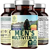 Best Multivitamins For Men - N1N Daily Multivitamin for Men, Premium Multimineral Supplement Review