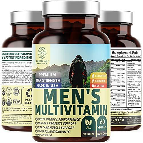 N1N Daily Multivitamin for Men, Pre…