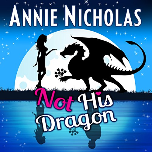 Not His Dragon audiobook cover art
