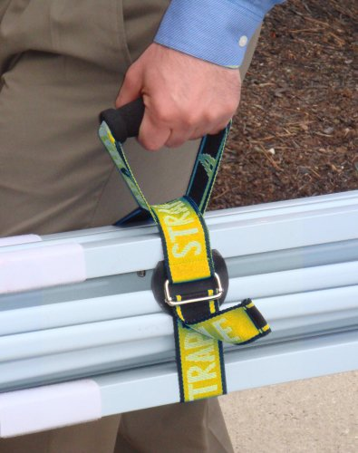 4' (48') Strap-A-Handle HDV - Carry Over 75 lsb with one Hand!