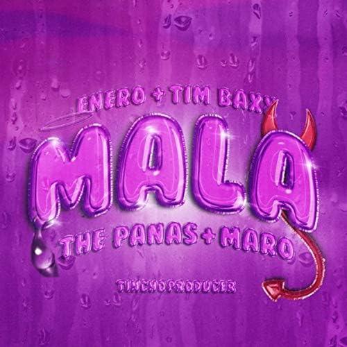 Enero, The Panas, Maro & Tim Baxx