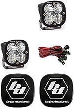 product image for Baja Designs Squadron Sport LED Pair Driving/Combo Light Kit & Rock Guards