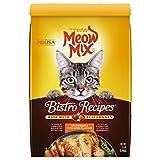 Meow Mix Bistro Recipes Dry Cat...