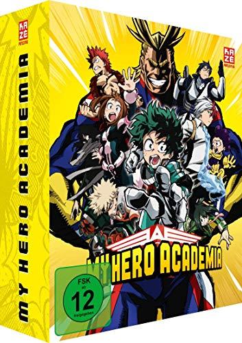 My Hero Academia - Staffel 1 - Leerschuber - [Blu-ray/DVD] [Zubehör]