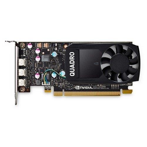 Dell Quadro P400 2GB 3 mDP FH, 490-BDTB