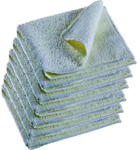 Make Up Entfernertuch Abschminktücher Mikrofaser - Gesichtsreinigungstücher, Kosmetiktücher Microfaser, Abschminken & Reinigen nur mit Wasser ohne Chemie, Hypoallergen, Waschbar, Wiederverwendbar