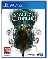 Call of Cthulhu (PS4) (輸入版)