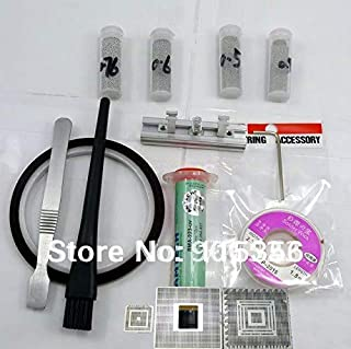 Jammas BGA Reball Station with solder paste and 3 PS3 direct heat stencils kits