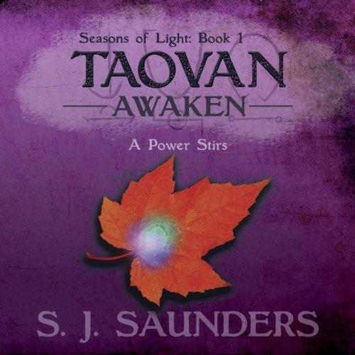 Taovan: Awaken audiobook cover art