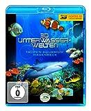 3D Unterwasserwelten - Tropen-Aquarium Hagenbeck [3D Blu-ray]