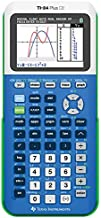 $128 » Texas Instruments TI-84 Plus CE Color Graphing Calculator, Trifecta