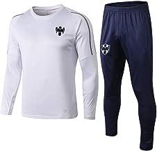 WigColtd Sportbekleidung Fußballbekleidung Sportanzug Herren Laufsportbekleidung Set Freizeitsportbekleidung Sportbekleidung @ 1_XL