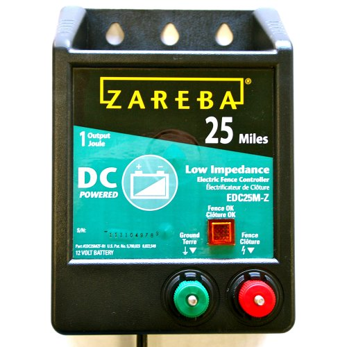 Zareba Electric Fence Charger EDC25M