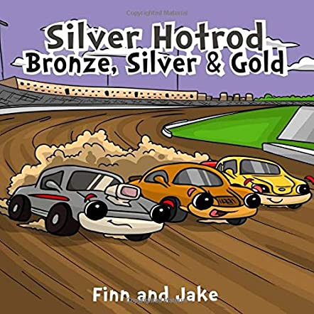 Silver Hotrod: Bronze Silver and Gold