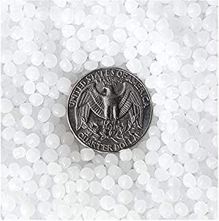 Victory Pellets (1 LB) Plastic Poly Pellets for Weighted Blankets, Vests, Slime, Rock Tumbling, Reborn Dolls, Plush Toys, Draft Stoppers, I Spy Bags, ASMR Therapy & Sensory Lap Pads. Made in USA.