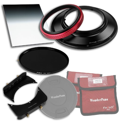 WonderPana 66 FreeArc Esenciales ND 0.9 BD - Adaptador de Filtros 145mm...