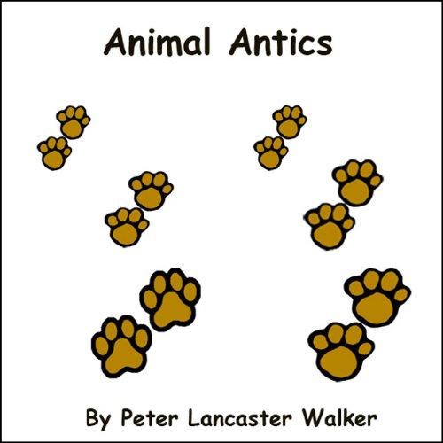 Animal Antics cover art