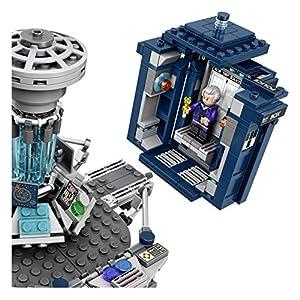 Amazon.co.jp - レゴ アイデア ドクター・フー 21304