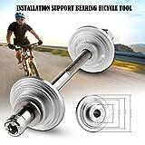 wisedwell Bike Tretlager kugellager Presse Installation Werkzeug, Fahrrad Reparatur Werkzeuge Installation Stützlager