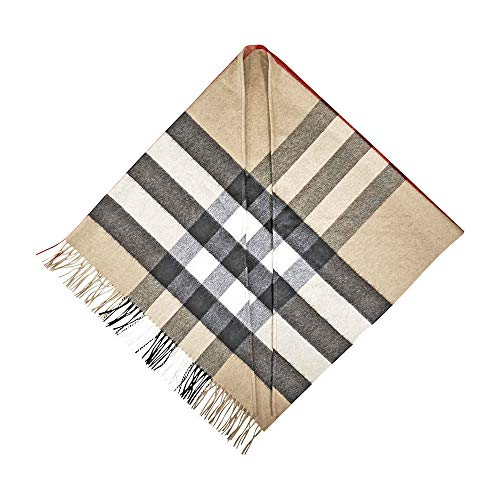Burberry Checked Cashmere Scarf 8015517