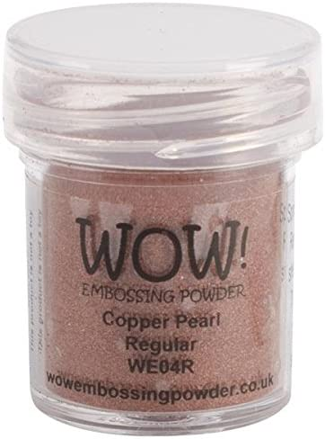 Wow Embossing Now free shipping Powder Max 43% OFF 15ml Copper Pearl