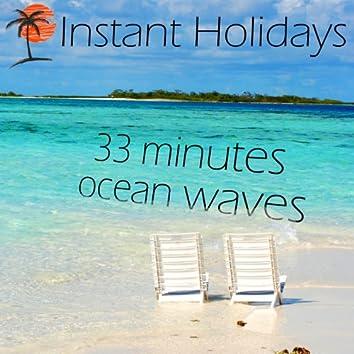 Ocean Waves Nature Ambience