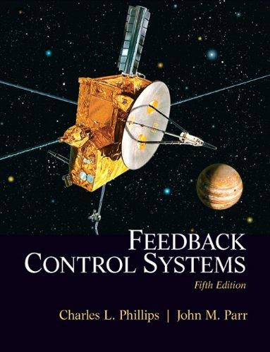 Feedback Control Systems (5th Edition)