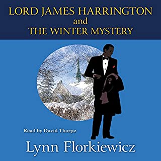 Lord James Harrington and the Winter Mystery cover art
