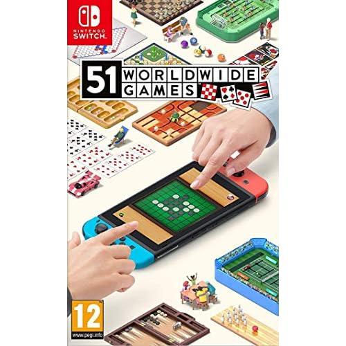 51 Worldwide Games Standard   Nintendo Switch - Codice download