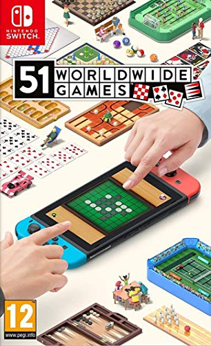 51 Worldwide Games Standard | Nintendo Switch - Código de descarga